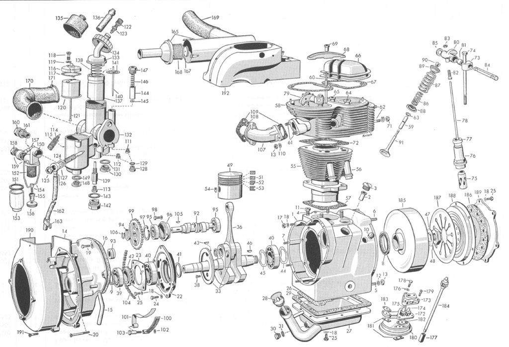 Engine_1 isettas in south carolina bmw isetta 300 wiring diagram at fashall.co